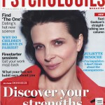 Psychologies Cover May 2012